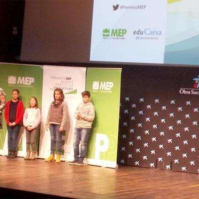 El CRA El Carracillo recoge el segundo premio a las Buenas Prácticas Educativas
