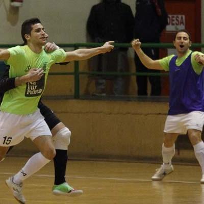 El FS Naturpellet se coloca líder de su categoría tras vencer al Albense 5-3