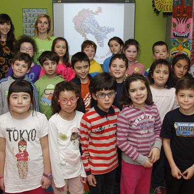 El colegio San Gil se une a la lucha contra la Ictiosis con su Bocadillo Solidario