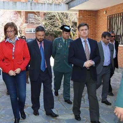 La Diputación destinará este año 100.000 euros al arreglo de cuarteles de la guardia civil