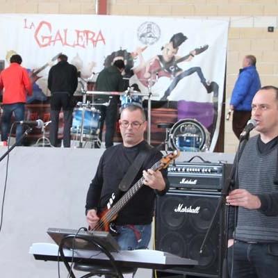 """La """"Belcho Band"""" abre con el vermú musical las actuaciones del VIII Festival Galera Rock"""