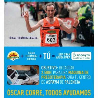 """""""3000 Motivos por ASPAYM"""", apuesta solidaria de Precocinados El Campo y Óscar Fernández Giralda"""