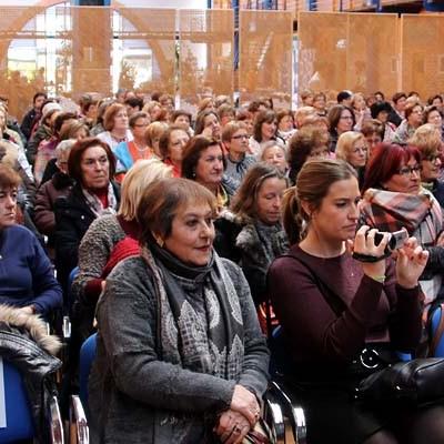 Más de 200 mujeres de todo el país celebraron en la sede de Femur una jornada en el Día de la Mujer