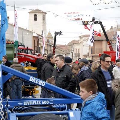 Fuentepelayo inaugura hoy su Feria del Ángel