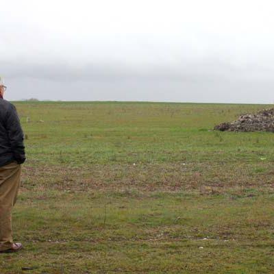 La Junta inicia mañana la retirada de residuos de las tierras de labor de Fuentepelayo y su entorno