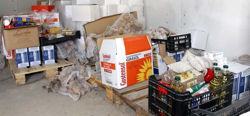 Cuéllar se une a la recogida de alimentos, ropa y otros productos para el pueblo Sirio