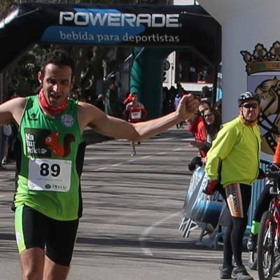 La Carrera Popular Murallas de Cuéllar bate récord con 363 inscritos