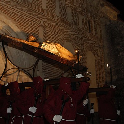 La procesión de Jueves Santo ofrecerá una estampa única partiendo del Castillo