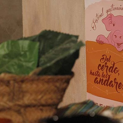 """El Festival Gastronómico """"Del cerdo hasta los andares"""" afronta su recta final"""