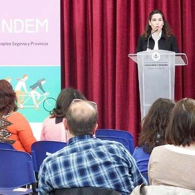 La Diputación presentará la Feria de Empleo en Cuéllar