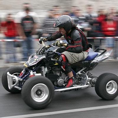 Mañana sábado comienza la Semana del motor de Cogeces del Monte con una competición de quads