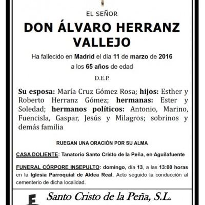Álvaro Herranz Vallejo