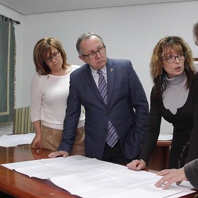 Vallelado busca financiación para la mejora y ampliación de su polígono industrial
