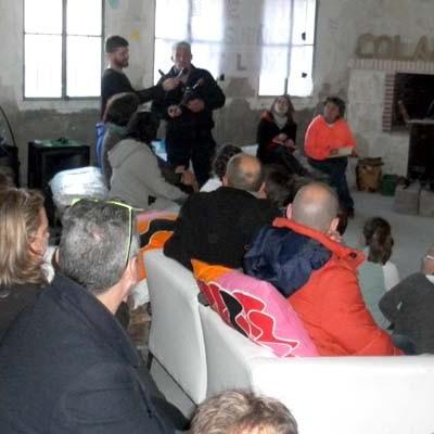 Los sueños de 'Activa La Adobera' se harán realidad este fin de semana en una hacendera comunitaria