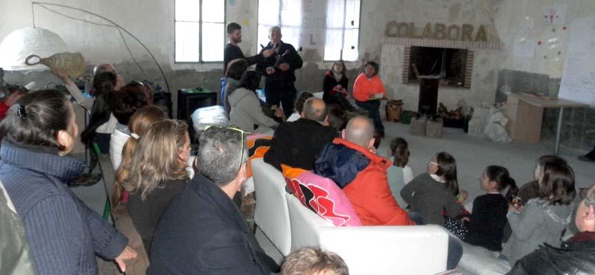 Participantes en las primeras jornadas de la iniciativa.