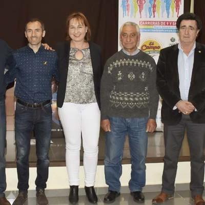 Óscar F. Giralda apadrina la Carrera Solidaria de El Campo
