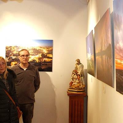 """La exposición fotográfica """"Paisajes con sentimiento"""" de Eduardo Marcos permanecerá abierta hasta el 2 de mayo"""
