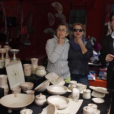 Artesanía, antigüedades y coleccionismo se suman a la Feria de Cuéllar