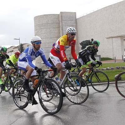 La `Subida al Castillo´ y la `Clásica de la Chuleta´ convertirán al ciclismo en protagonista del fin de semana en Cuéllar
