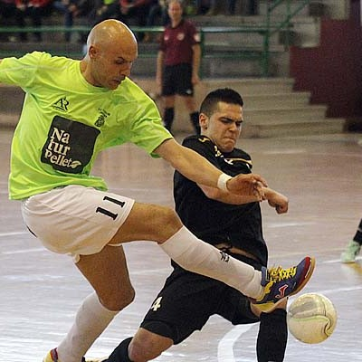 El FS Naturpellet Cuéllar se enfrentará al O´Esteo en Santa Clara