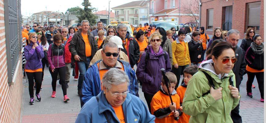 La Comunidad de San Benito de Gallegos organiza su II Marcha Solidaria el domingo 30 de abril