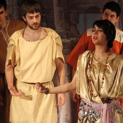Los Mirmidones estrenan nueva obra con Don Quijote como protagonista
