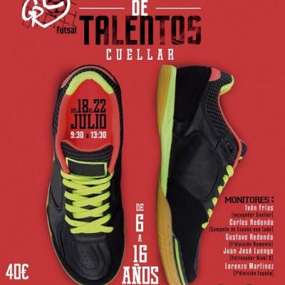 La Escuela de Talentos de Gustavo Redondo vuelve a Cuéllar del 18 al 22 de julio