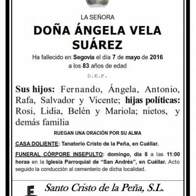 Ángela Vela Suárez