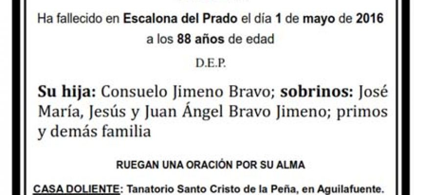 Fermina Bravo Gala