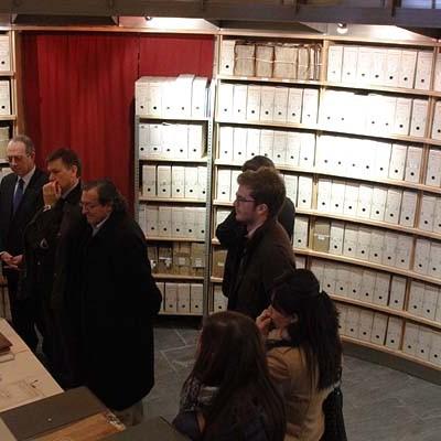 El Archivo de la Casa Ducal de Alburquerque celebra una jornada de puertas abiertas