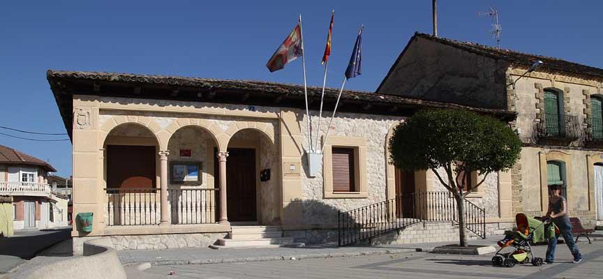 Ayuntamiento de Chañe.