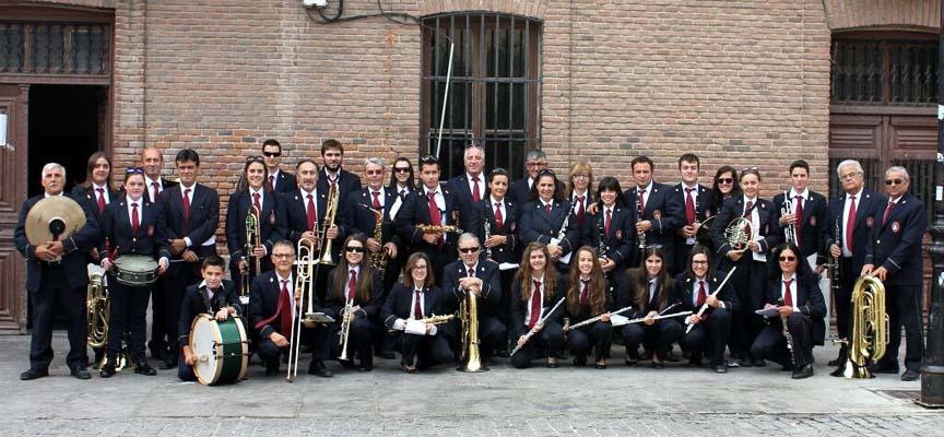 Banda de Música de Nava de la Asunción.