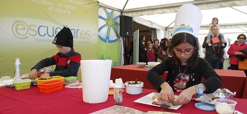 `Cuéllar Chef Junior´ vuelve en busca de las creaciones gastronómicas de niños y jóvenes