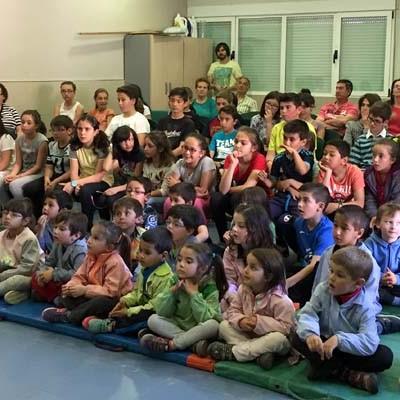 El CRA El Carracillo se sumó a la celebración del `Día Mundial de la Diversidad Cultural para el diálogo y el desarrollo´