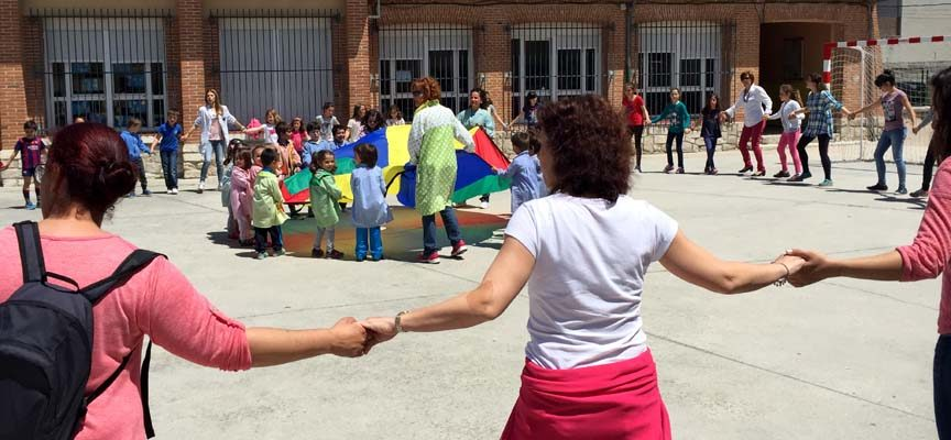 Semana Solidaria en el CRA El Carracillo del 22 al 26 de mayo