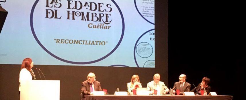 La candidatura de Cuéllar a Las Edades del Hombre 2017 en el IV Congreso de Turismo y Gastronomía de Segovia