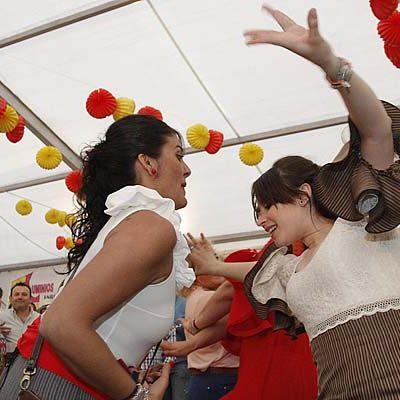 Una cena concierto con La Keka abre esta noche la `Feria de Mayo´ cuellarana