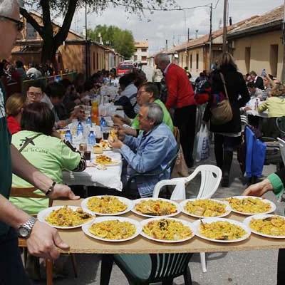 El barrio de San Gil disfrutó de sus fiestas