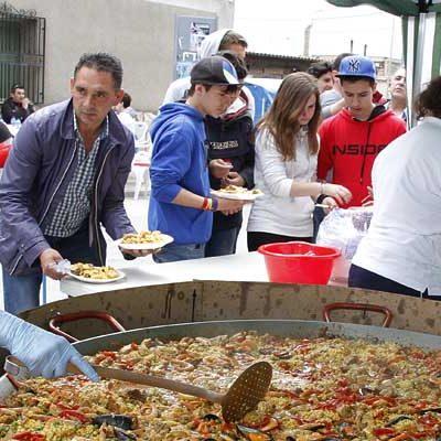 El barrio de San Gil inicia hoy sus fiestas