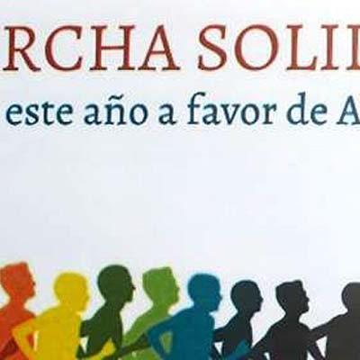 Navas de Oro celebra mañana una Marcha Solidaria a Beneficio de Apadefim