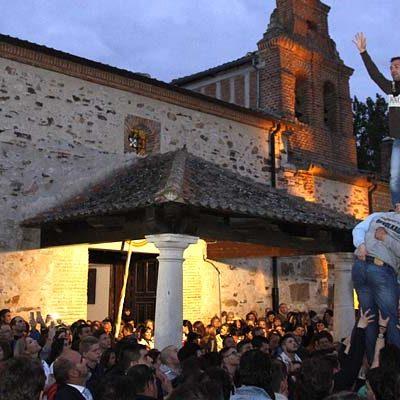 Romerías en honor a las vírgenes del Bustar, Salcedón y El Pinar este fin de semana en la comarca
