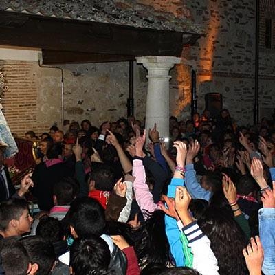 Carbonero celebra este sábado su romería a la Virgen del Bustar