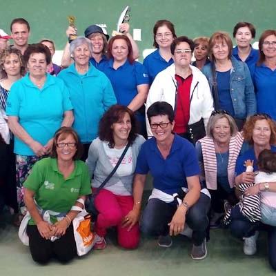 El torneo final del Interpueblos de Deportes Autóctonos contó con 290 jugadores en Sanchonuño
