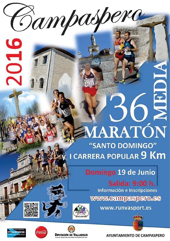 36 Media Maratón