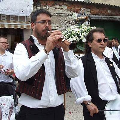 Mañana comienzan las fiestas de San Antonio en Cogeces del Monte