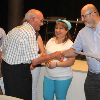 La Universidad de la Experiencia clausuró su duodécimo curso en Cuéllar