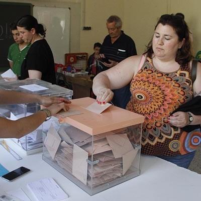 El PP vuelve a ser la fuerza más votada en la comarca cuellarana