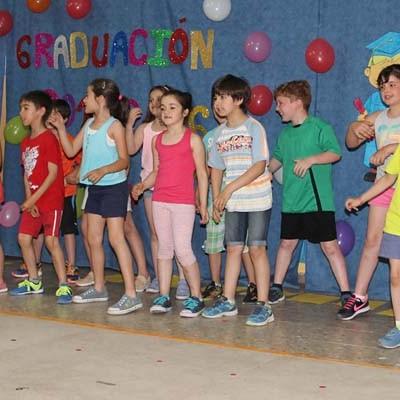 Actividades lúdicas, festivales y talleres para despedir el curso en los colegios de Cuéllar