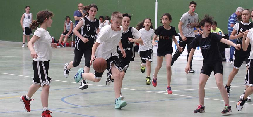 Baloncesto Cuéllar pone en marcha un campus que estará dirigido por Nacho Traver