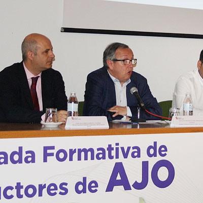 La Asociación Ajo de Vallelado reúne hoy en Segovia a cien productores en una jornada formativa